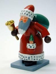 Holzfigur Weihnachtsmann